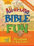 All-in-One Bible Fun, , 1426707835