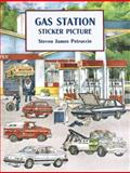 Gas Station Sticker Picture, Steven James Petruccio, 0486297837