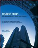Business Ethics : Transcending Requirements Through Moral Leadership, Mujtaba, Bahaudin and Cavico, Frank J., 0536857830
