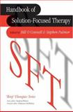Handbook of Solution-Focused Therapy 9780761967835