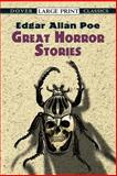 Great Horror Stories, Edgar Allan Poe, 0486417832