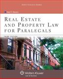 Real Estate and Property Law for Paralegals, Bevans and Bevans, Neal R., 073550783X