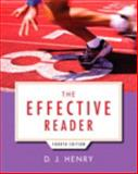 The Effective Reader, Henry, D. J., 0133957837