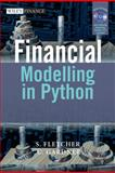 Financial Modelling in Python, Shayne Fletcher and Christopher Gardner, 0470987847