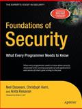 Foundations of Security, Neil Daswani and Christoph Kern, 1590597842
