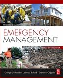 Introduction to Emergency Management, Haddow, George and Bullock, Jane, 0124077846