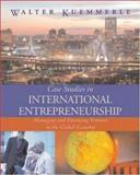 Case Studies in International Entrepreneurship 9780072977844