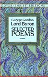 Selected Poems, George Gordon Byron, 0486277844