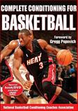 Complete Conditioning for Basketball, National Basketball Conditioning Coaches Associati, 0736057846