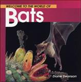 Bats, Diane Swanson, 1551107848