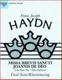 Missa Brevis Sancti Joannis de Deo 9780193367845