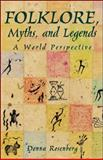 Folklore, Myths, and Legends : A World Perspective, Rosenberg, Donna and Glencoe McGraw-Hill Staff, 0844257842