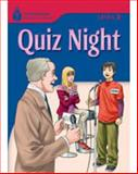Quiz Night, Waring, Rob and Jamall, Maurice, 1413027849