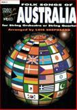 Folk Songs of Australia, Lois Shepheard, 0874877849