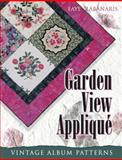 Garden View Applique, Faye Labanaris and Barbara Smith, 1574327844
