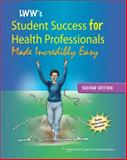 Student Success for Health Professionals, Olrech, Nancy, 1609137841