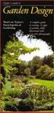 Taylor's Guide to Garden Design, Taylor, Norman, 0395467845