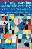 Lifelong Learning and the University, David Watson and Richard Taylor, 0750707844
