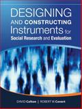 Designing and Constructing Instruments for Social Research and Evaluation