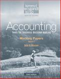 Accounting : Tools for Business Decision Making, Kimmel, Paul D. and Kieso, Donald E., 047038784X