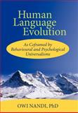 Human Language Evolution, Owi Nandi, 1462057845
