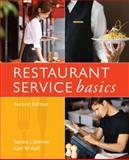 Restaurant Service Basics, Kahl, Kurt W. and Dahmer, Sondra J., 0470107855