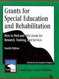 Grants for Special Education and Rehabilitation : How to Find and Win Funds for Research, Training and Services, Aspen Nonprofit Development Group and Ferguson, Jacqueline, 0834217856