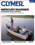 Mercury/Mariner Outboards Shop Manual 25-60 Hp Two-Stroke, 1998-2002, Mark Rolling, 0892877855