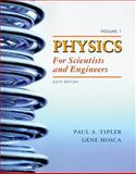 Physics Volume 1 (CH 1-20) and Webassign Access Code, Tipler, Paul A. and WebAssign, 142920785X