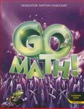 Go Math!, Grade 3, HOUGHTON MIFFLIN HARCOURT, 0547587856