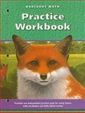 Harcourt Math, Harcourt School Publishers Staff, 015320785X