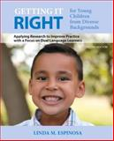 Getting It Right for Young Children from Diverse Backgrounds 2nd Edition