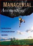 Managerial Accounting, Sivaramakrishna and Balakrishnan, 0471467855