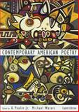 Contemporary American Poetry, Poulin, A. and Waters, Michael, 0618527850