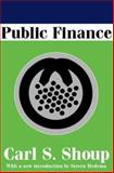 Public Finance, Shoup, Carl S., 0202307859