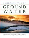 Fundamentals of Ground Water, Domenico and Schwartz, Franklin W., 0471137855