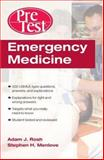 Emergency Medicine, Adam J. Rosh and Stephen H. Menlove, 0071477853