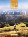 Accounting, Kimmel, Paul D. and Kieso, Donald E., 0470377852