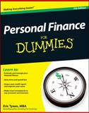 Personal Finance for Dummies, Eric Tyson, 1118117859