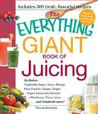 Giant Book of Juicing, Teresa Kennedy, 1440557853
