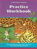 Harcourt Math, Harcourt School Publishers Staff, 0153207868