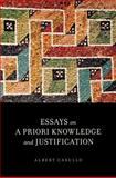 Essays on a Priori Knowledge and Justification, Casullo, Albert, 0199777861