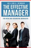 The Effective Manager, William Newman, 1475017863