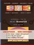 Introduction to Heat Transfer, Incropera, Frank P. and DeWitt, David P., 0470917865