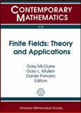 Finite Fields, Gary Mcguire, 0821847864