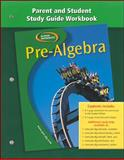 Pre-Algebra Parent and Student Study Guide Workbook, McGraw-Hill, 0078277868