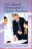 Cultural Dimension of Global Business, Ferraro, Gary and Briody, Elizabeth, 020589786X