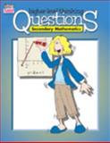 Mathematics High Level Thinking Questions (Grades 7-12), Silbey, Robyn and Kagan, Miguel, 1879097869