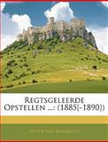 Regtsgeleerde Opstellen, Pieter Van Bemmelen, 1145087868