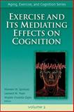Exercise and It's Mediating Effects on Cognition, Spirduso, Waneen W. and Poon, Leonard, 0736057862